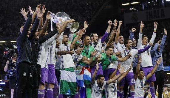 احتفالات ريال مدريد