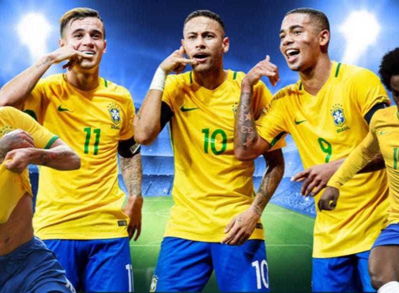 نتيجة بحث الصور عن مباراة البرازيل والنمسا
