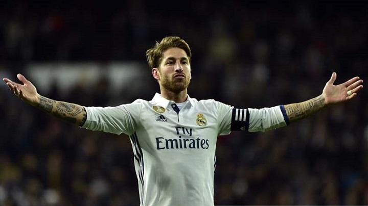 الإتحاد الأوروبى لكرة القدم يقرر عدم توقيع عقوبة على سيرجيو راموس