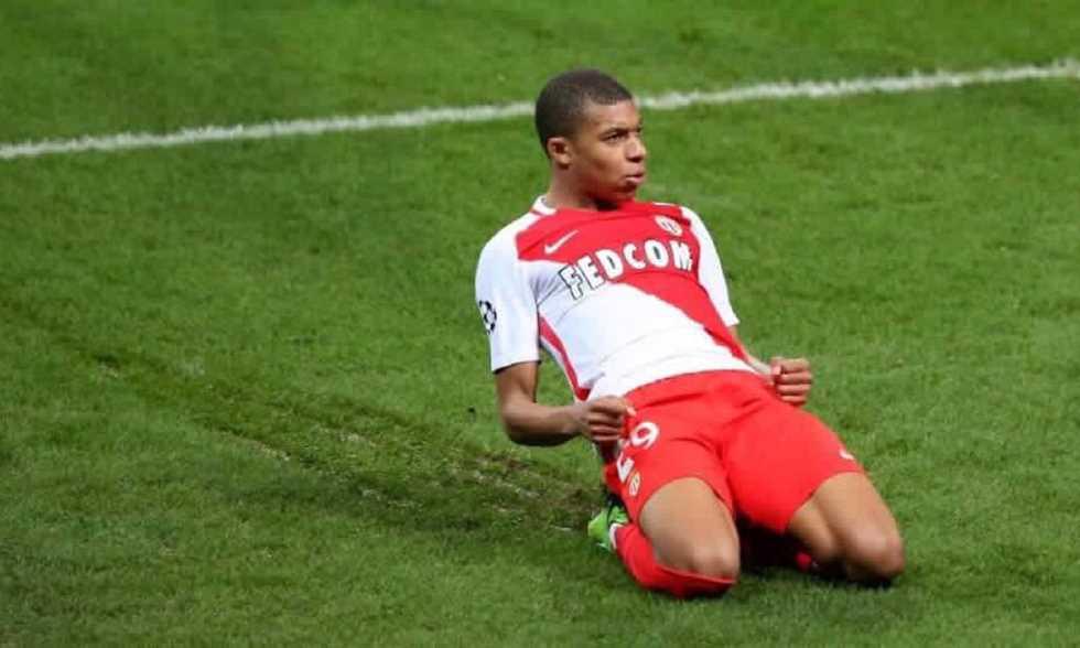 موناكو يرفض عرض آرسنال لضم مبابي
