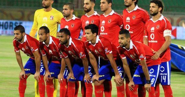لاعبي النادي الأهلي