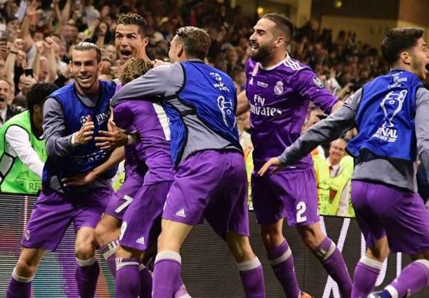 وصول فريق الملكي إلي العاصمة الإسبانية مدريد