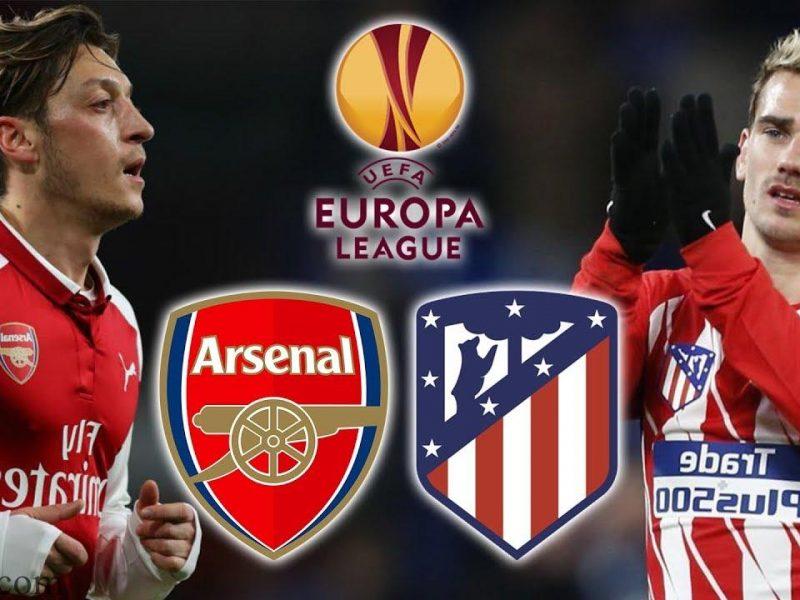 موعد مباراة أرسنال وأتلتيكو مدريد 27/7/2018 والتشكيل المتوقع والقنوات الناقلة