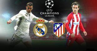يلا شوت مباراة ريال مدريد واتلتيكو مدريد