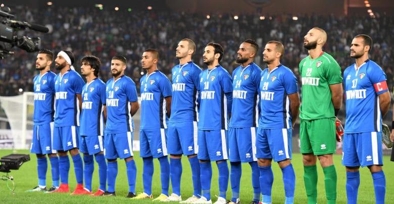 مباراة الكويت والكاميرون