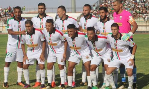موعد مباراة مولودية الجزائر و مونتاين أوف فاير