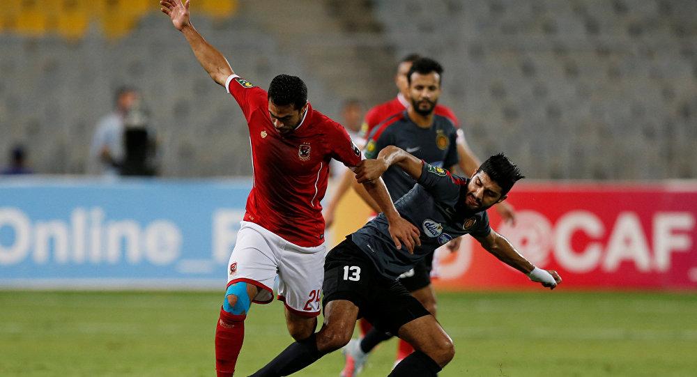 نتيجة مباراة الاهلي والداخلية اليوم 29/12/2018 .. التعادل الايجابي 2/2 للفريقين خلال مباراة اليوم