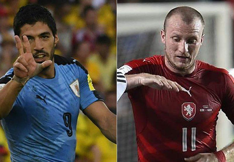 موعد مباراة أوروجواي والتشيك الودية غدا الجمعة 23-3-2018 والقنوات الناقلة