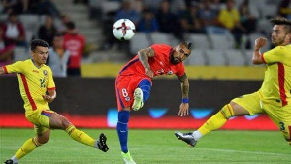 مباراة السويد وتشيلي