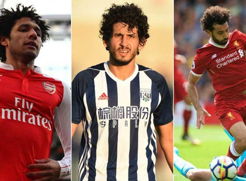تعرف على موعد مباريات المحترفين المصريين في الدوري الانجليزي