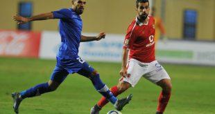 عبدلله السعيد من مباراة سموحة والاهلي موسم 2016