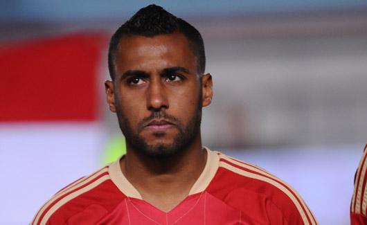 """ايقاف """"حسام عاشور"""" من 4 الى 8 مباريات مع غرامه ماليه حسب قوانين اتحاد الكرة"""