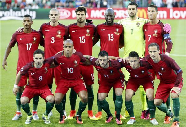 المنتخب البرتغالى