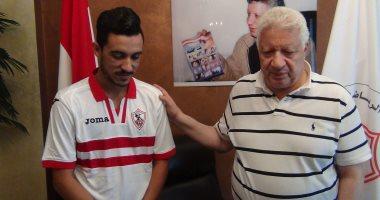 إبراهيم حسن يؤكد الزمالك تمسك بضمى وهدفى في حصد بطولات للنادي