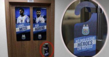 داخل كأس العالم في روسيا .. ميسي وأجويرو يرفعان شعار ممنوع الإزعاج فى روسيا
