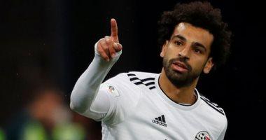 اللاعب محمد صلاح ينافس على لقب أفضل لاعب عربى فى كأس العالم روسيا 2018