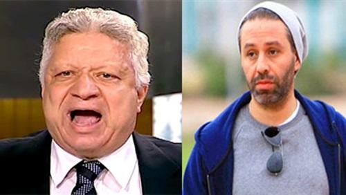 من جديد مرتضى منصور يهاجم حازم إمام..والاخير يرد