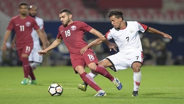 مباراة العراق وقطر الودية