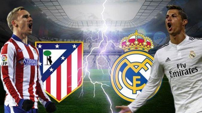 يلا شوت مشاهدة مباراة ريال مدريد واتلتيكو مدريد