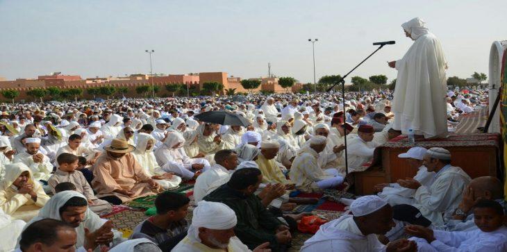 موعد صلاة عيد الاضحي في السعودية