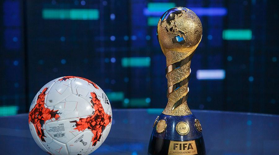 ترتيب المجموعة الأولى من كأس القارات بعد نهاية الجولة الأولى