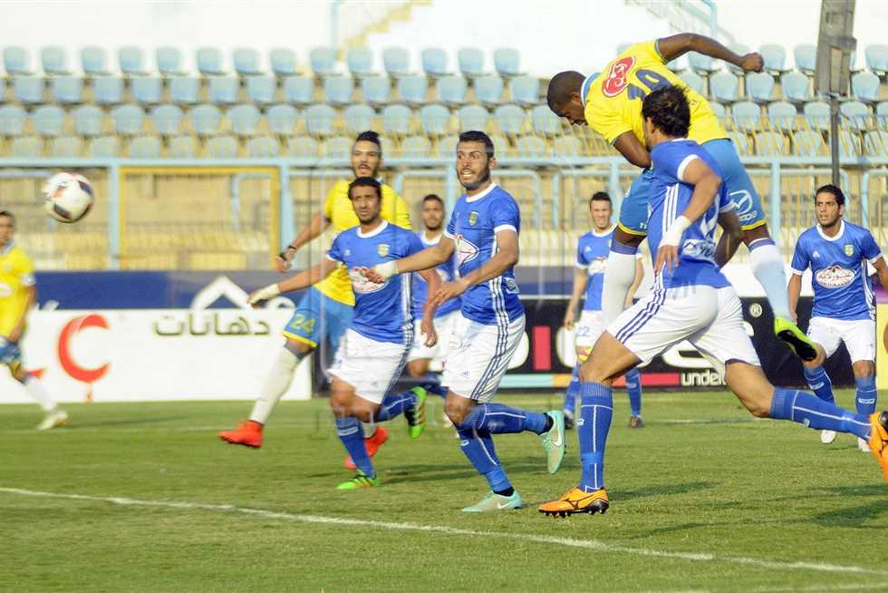 نتيجة مباراة الاسماعيلي والمقاولون العرب اليوم 2-1-2019 فوز الاسماعيلي 1/2 على المقاولون خلال مباراة اليوم