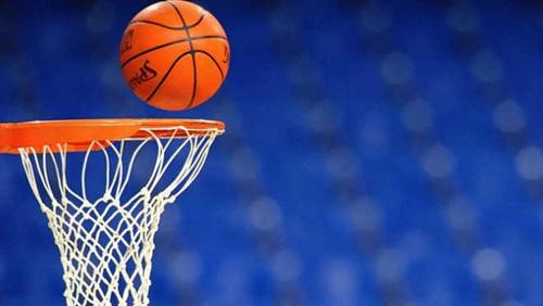 فريق السلة بالاتحاد السكندري  يتغلب علي الاهلي