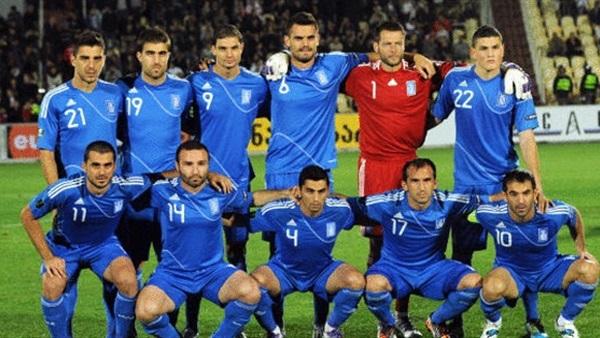 منتخب اليونان لكرة القدم