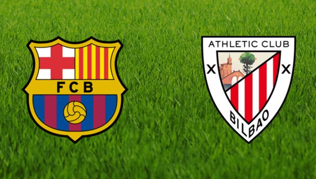 موعد مباراة برشلونة واتلتيك بلباو يوم الجمعة 16/8/2019 والقنوات الناقلة فى الدوري الإسباني