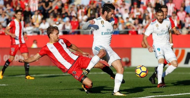 بث مباشر مباراة ريال مدريد وجيرونا
