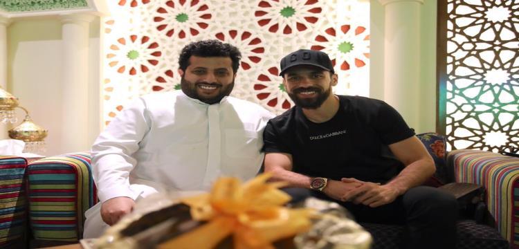 عبدالله السعيد وتركي الشيخ