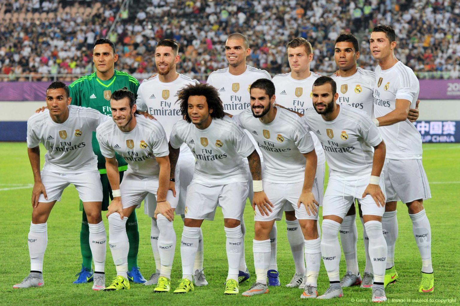 فريق: ريال مدريد