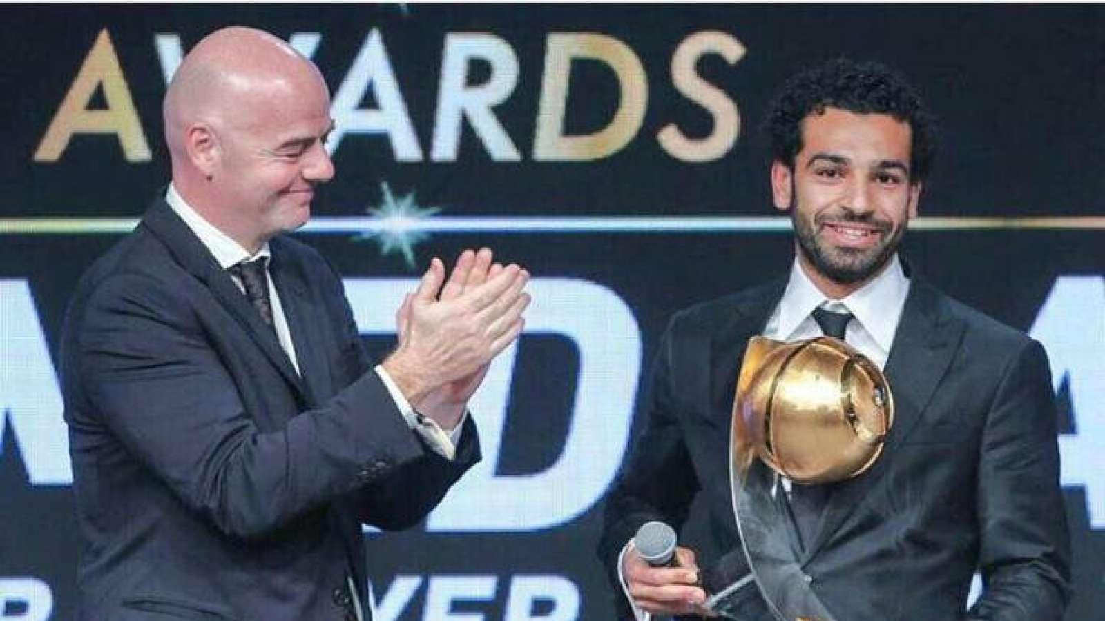 """جائزة افضل لاعب عربي من """"غلوب سوكر"""" 2016"""