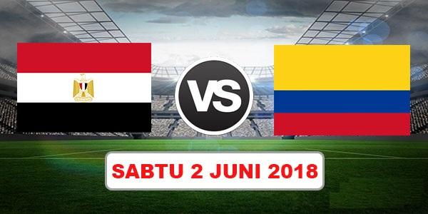 التعادل السلبي يسيطر علي منتخب مصر وكولومبيا خلال لقاء اليوم
