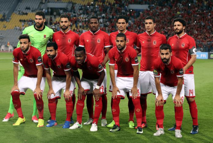 قائمة النادي الأهلي الرسمية لمباراة الوداد الرياضي المغربي بدوري أبطال أفريقيا