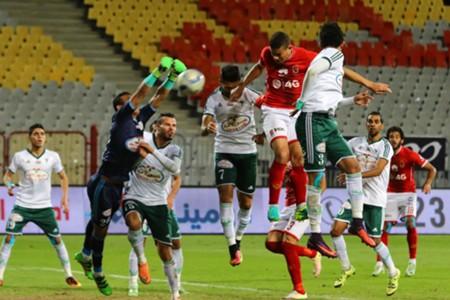نهائي كأس مصر بين الأهلي و المصري
