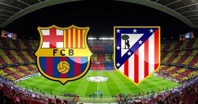 موعد مباراة برشلونة واتلتيكو مدريد