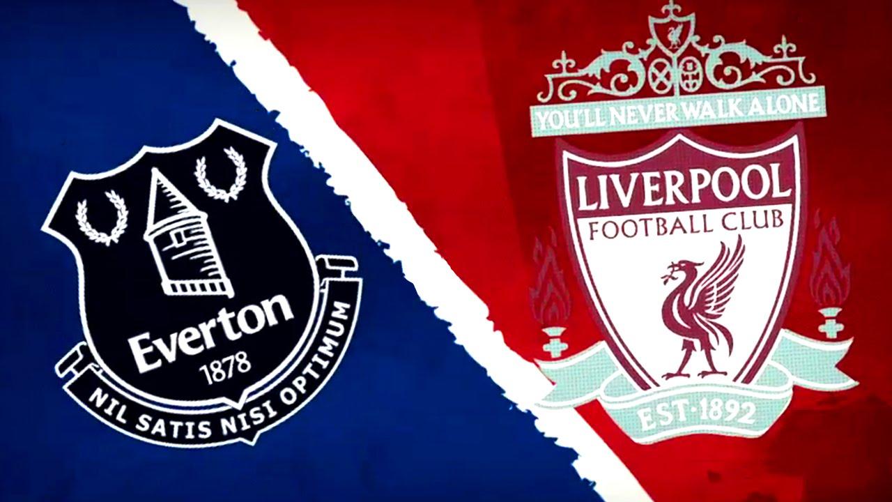 مباراة ليفربول وايفرتون