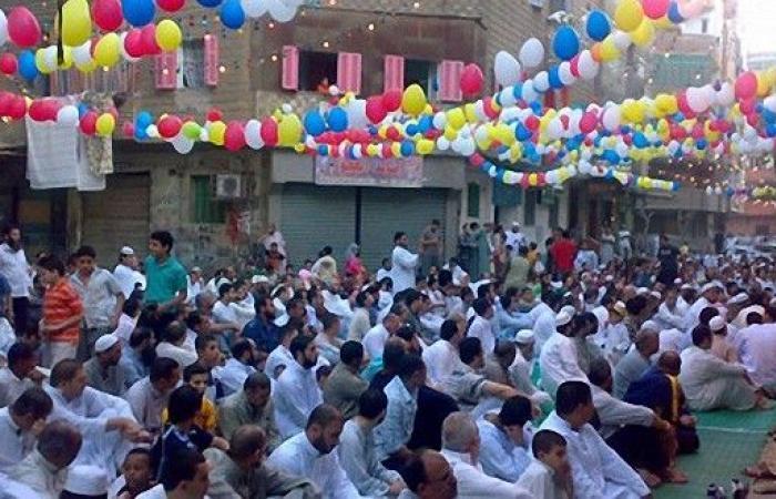 الساعة كام موعد صلاة عيد الاضحى في مصر وجميع المحافظات اليوم 21/8/2018 صلاة العيد الكبير